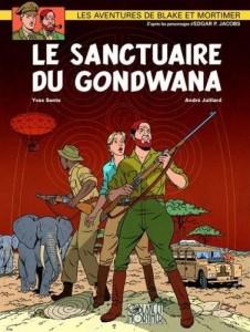 Le sanctuaire du Gondwana