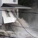Le déluge du Saguenay