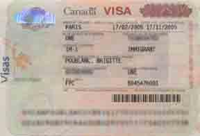 Visa RP